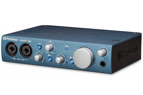 Presonus Audio Interface (Audiobox ITwo)