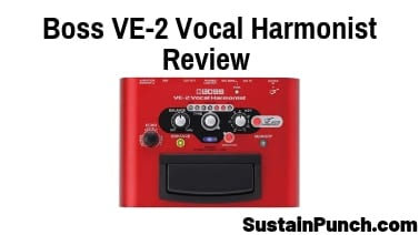 Boss VE-2 Review