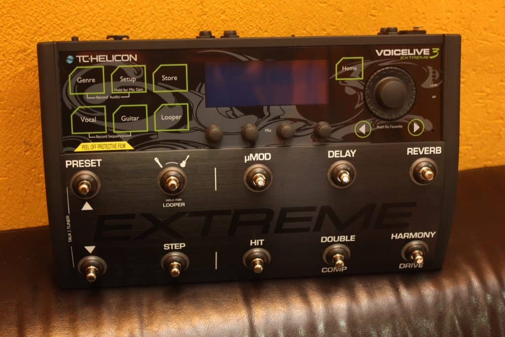 TC Helicon VoiceLive 3 Extreme Review (2020) | Sustain Punch