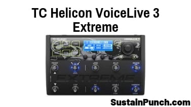 TC Helicon VoiceLive 3 Extreme Review - VL3X Review