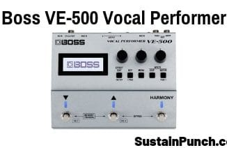 Boss VE-500 Vocal Performer Review