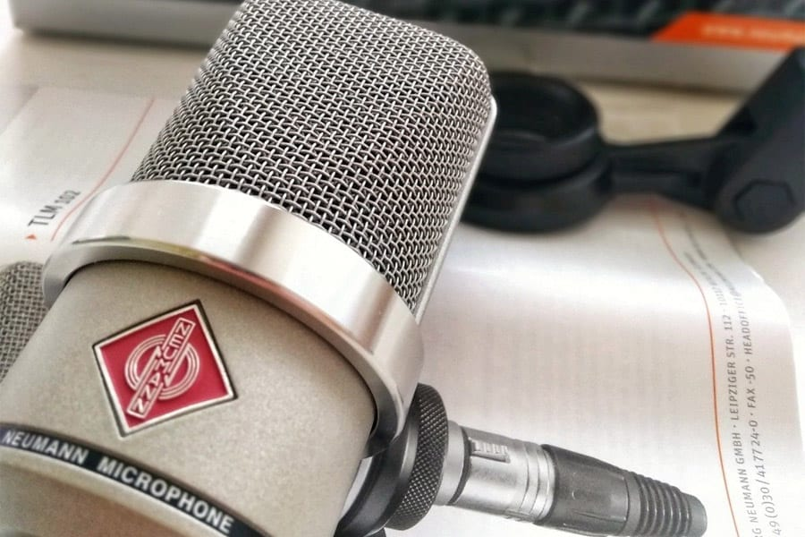 Neumann TLM 102 Review (2019 Buyers Guide) | Sustain Punch