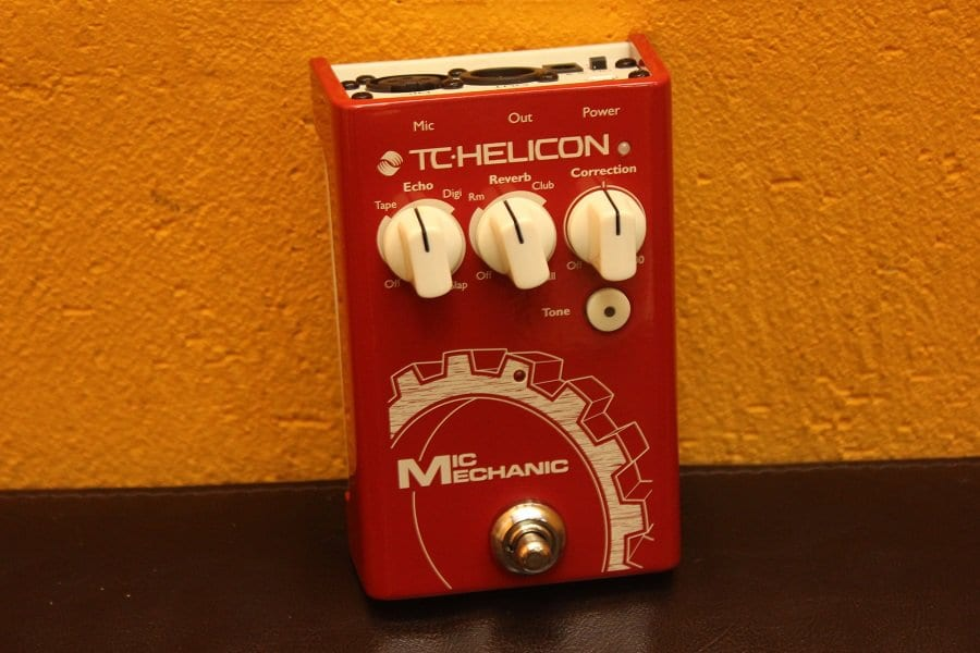 TC Helicon Mic Mechanic 2 Review
