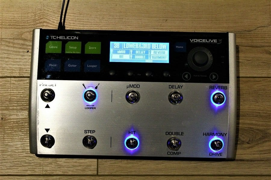 TC Helicon VoiceLive 3 Review (2020) | Sustain Punch