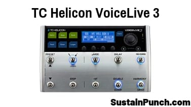 TC Helicon VoiceLive 3 Review