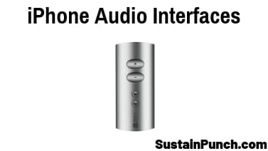 iPhone Compatible Audio Interfaces - Audio Interface for iPhone