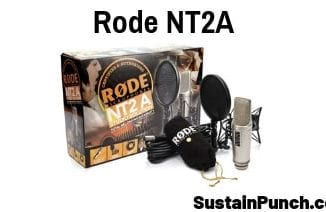 Rode NT2A Studio Condenser Microphone Review