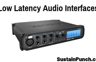 Top 10 Low Latency Audio Interfaces