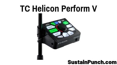 TC Helicon Perform V Review