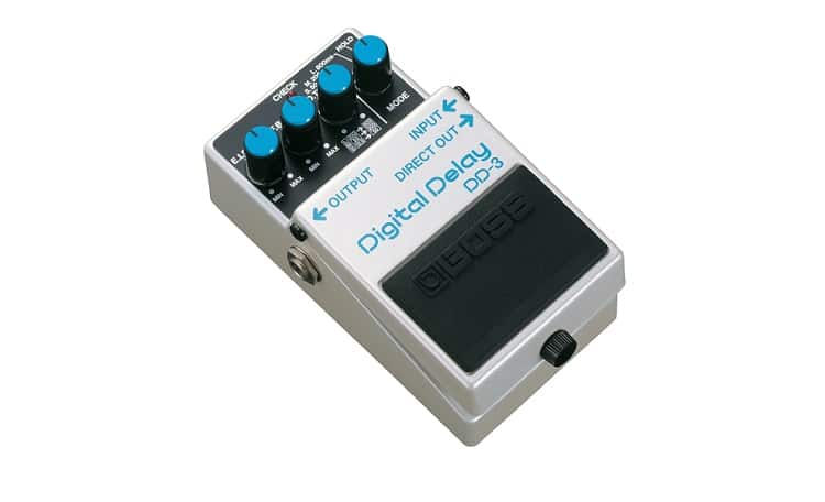 Boss DD-3 Digital Delay Bundle