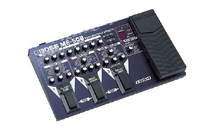 Boss ME-50B Bass Multi-Effects