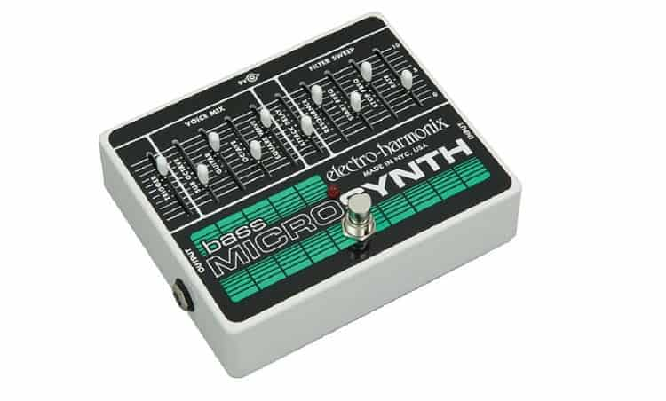 Electro-Harmonix Bass Micro Synthesizer XO Analog Synthesizer