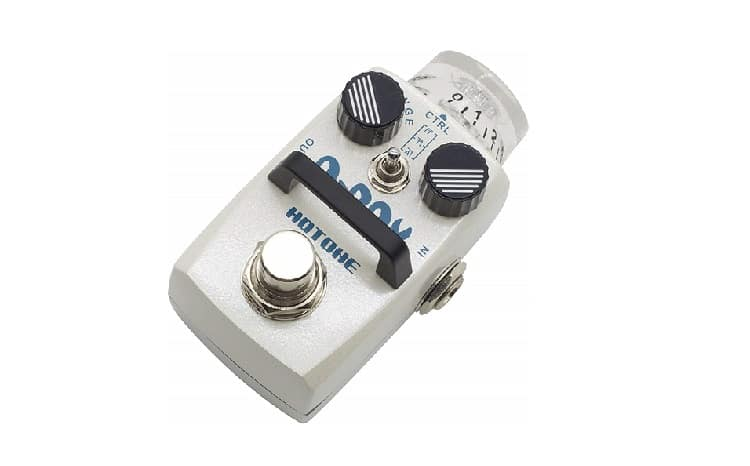 Hotone Q-Box Digital Envelope Filter Guitar Effects Pedal