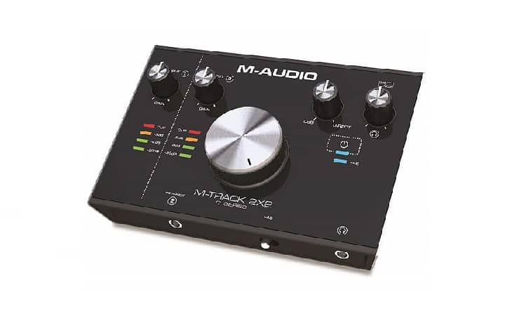 M Audio Low Latency Interface