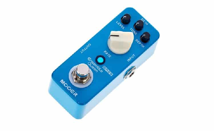 Mooer Audio Ensemble Queen Bass