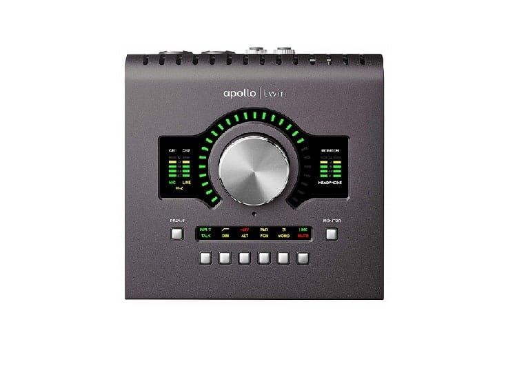 Universal Audio Apollo Twin MKII Duo & Quad