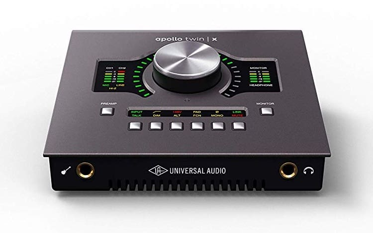 Universal Audio Apollo Twin X DUO Thunderbolt