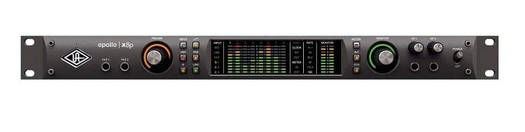 Universal Audio Apollo x8P Interface