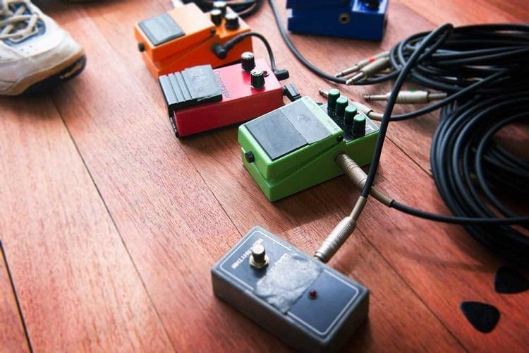 pedals for different purpose