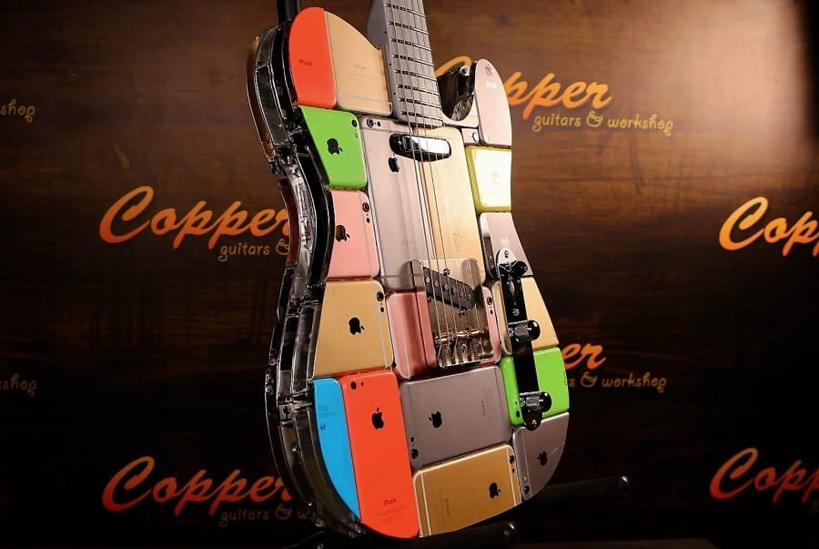 12 Unusual And Weird Guitar Designs