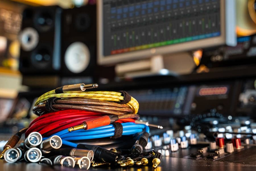 Best XLR Cable For Your Studio Equipment