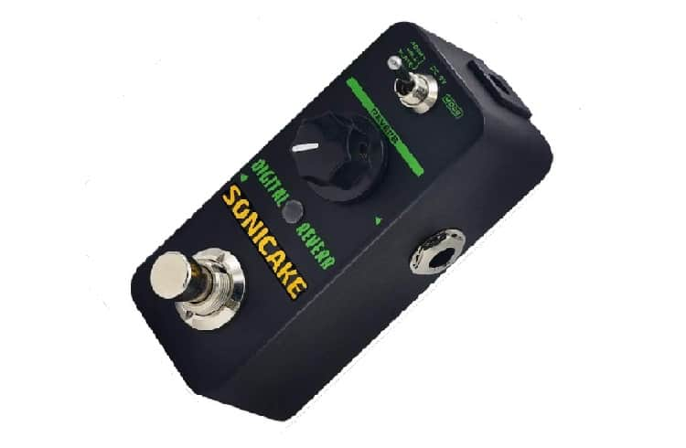 SONICAKE-Digital-Guitar-Effects-Pedal Review