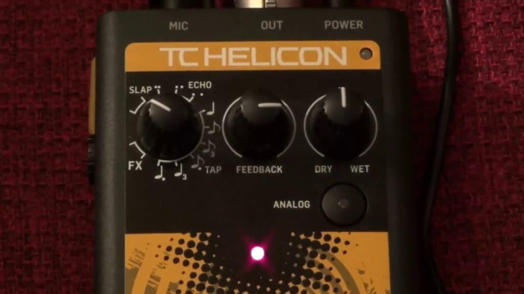 TC Helicon VoiceTone E1 Review