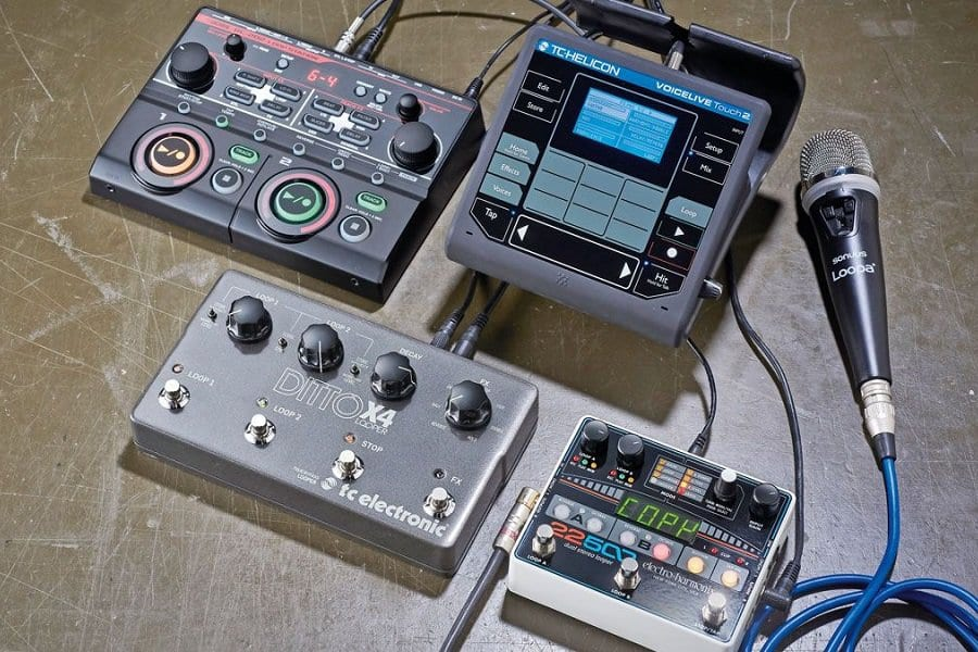 Vocal Loop Pedals - Top 7 Best Looper Pedals For Vocals (2020 Review)