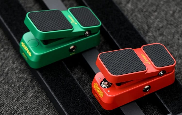 two donner pedals