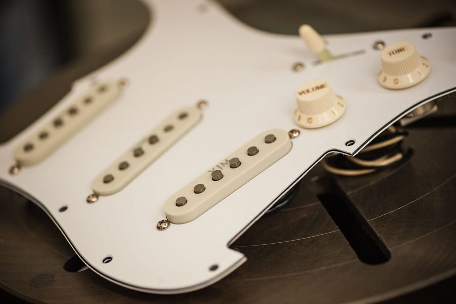 Best Strat Pickups For Your Guitar